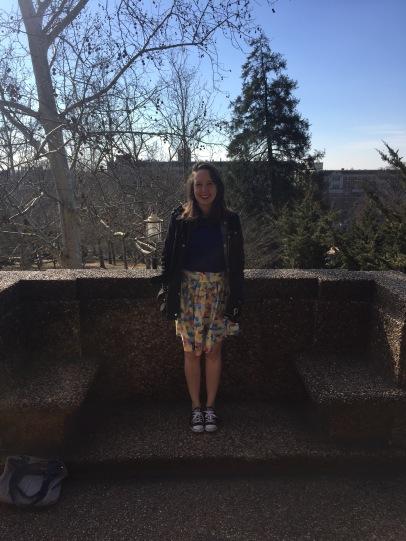 Clemence Skirt (taken on iPhone)